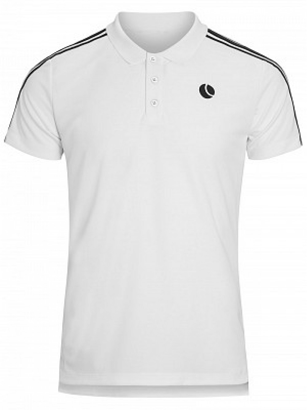 T-Shirt Björn Borg Tyler Polo Brilliant White weiß