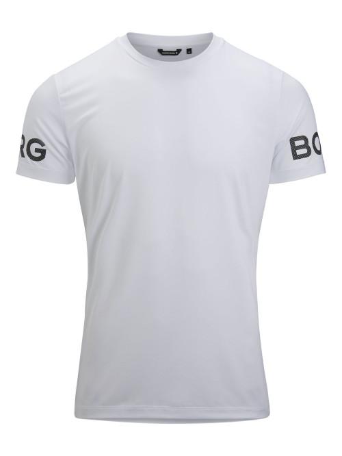 T-Shirt Björn Borg Tee Brilliant White weiß
