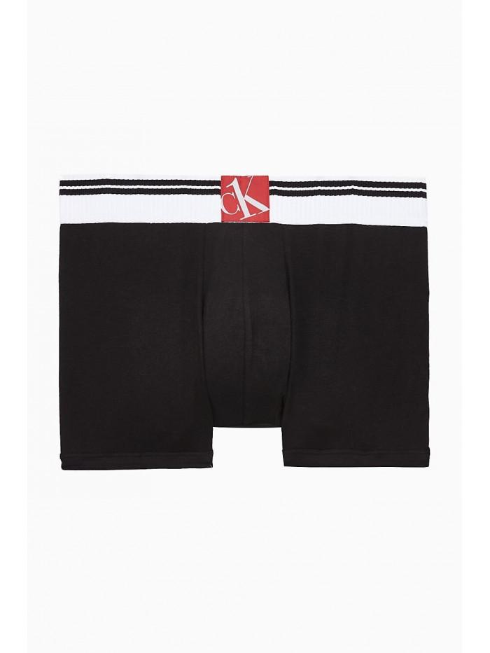 Heren Boxer Calvin Klein CK ONE Red Logo schwarz