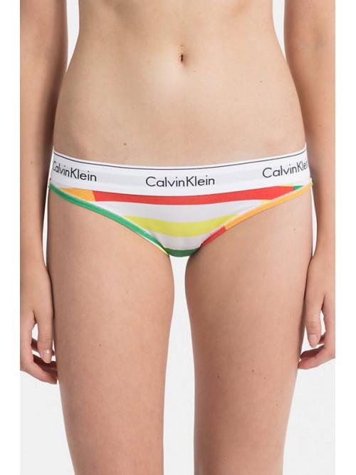 Damen Höschen Calvin Klein Modern Cotton Bikini Bunte