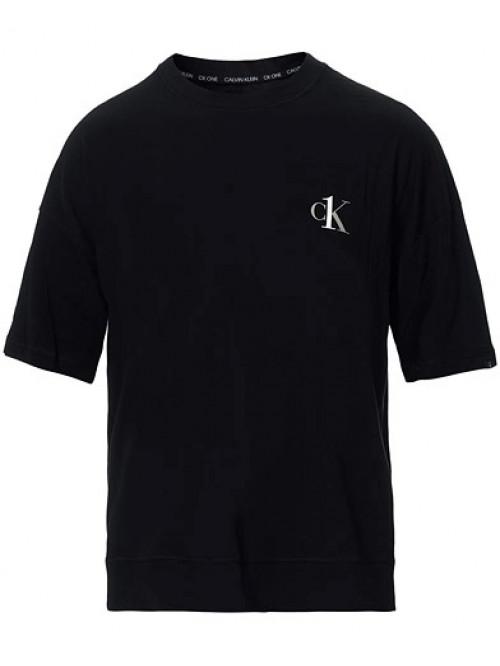 Herren T-Shirt Calvin Klein CK ONE SS Crew Neck Schwarz