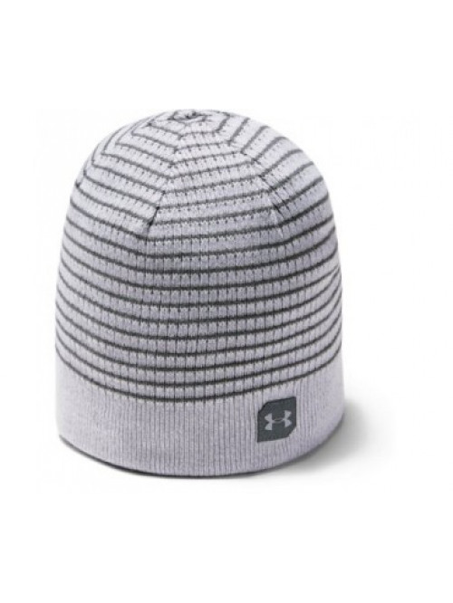Herren Mütze Under Armour Men's Reversible Golf Beanie Grau