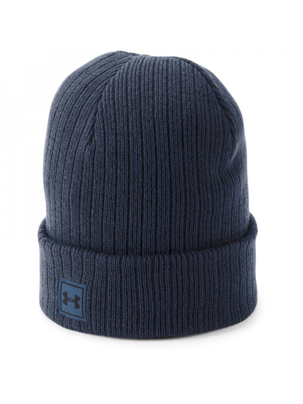 Herren Mütze Under Armour Men's Truckstop Beanie Blau