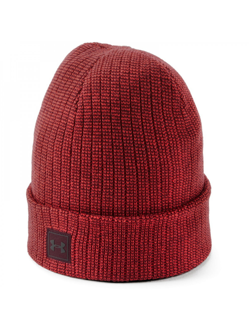 Herren Mütze Under Armour Men's Truckstop Beanie Rot