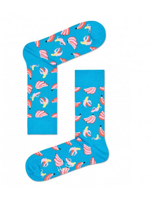 Socken Happy Socks Banana Türkis