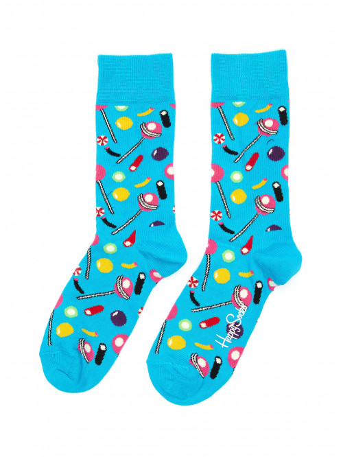 Ponožky Happy Socks Candy Blau