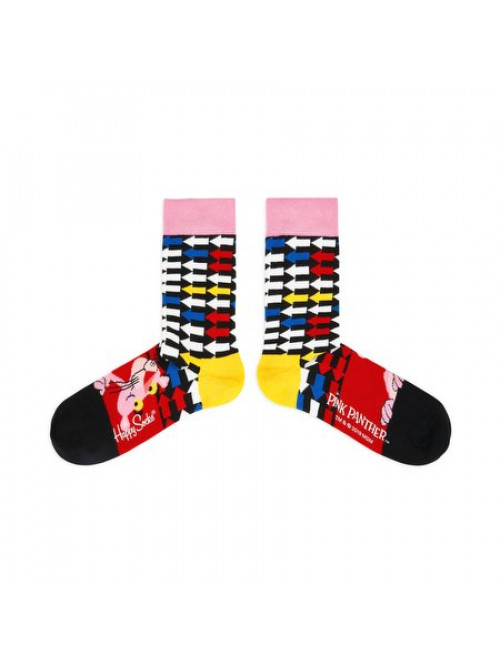 Socken Happy Socks Pink Panther Jet Pink