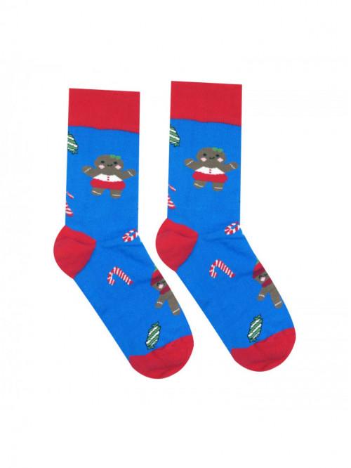 Socken Lebkuchen Hesty Socks