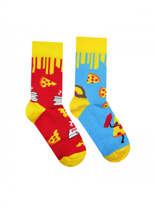 Socken Pizza Hesty Socks