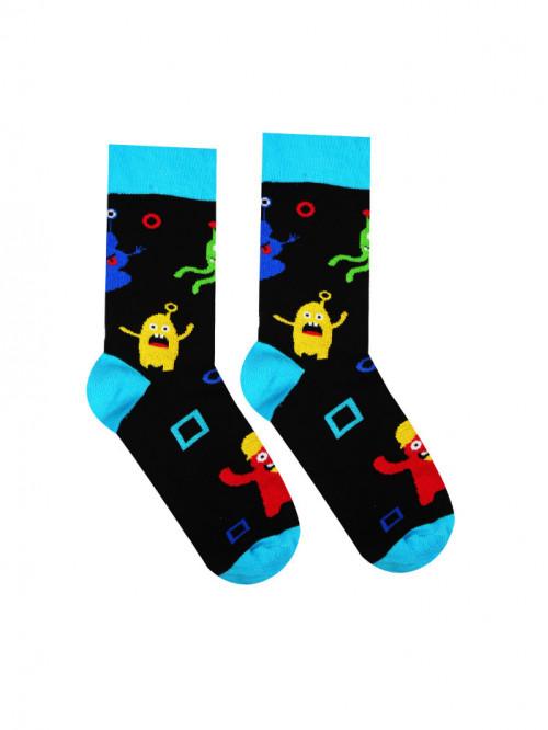 Socken Aliens