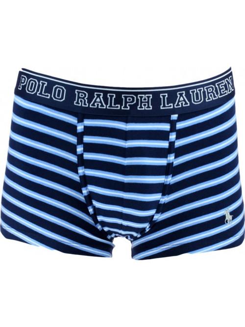 Herren Boxer Polo Ralph Lauren Cruise Navy Multi Stripe Nevis PP Dunkelblau