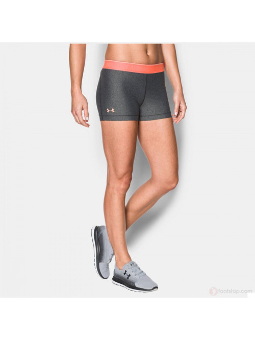 Damen Kompressionsshorts Under Armour HG grau