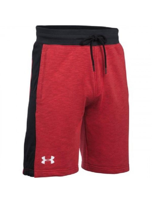 Herren Shorts Under Armour Sportstyle Graphic rot