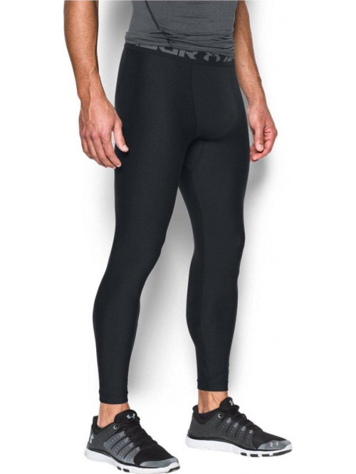 Herren kompression Leggings Under Armour 2.0 Schwarz