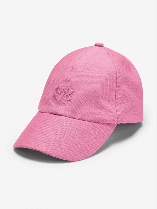 Damen Kappe Under Armour Heathered Play Up Pink