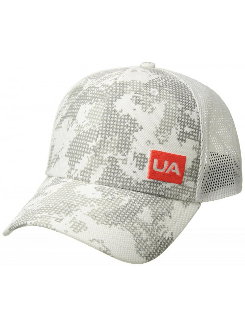 Kappe Under Armour Blitzing Trucker 3.0 Weiß