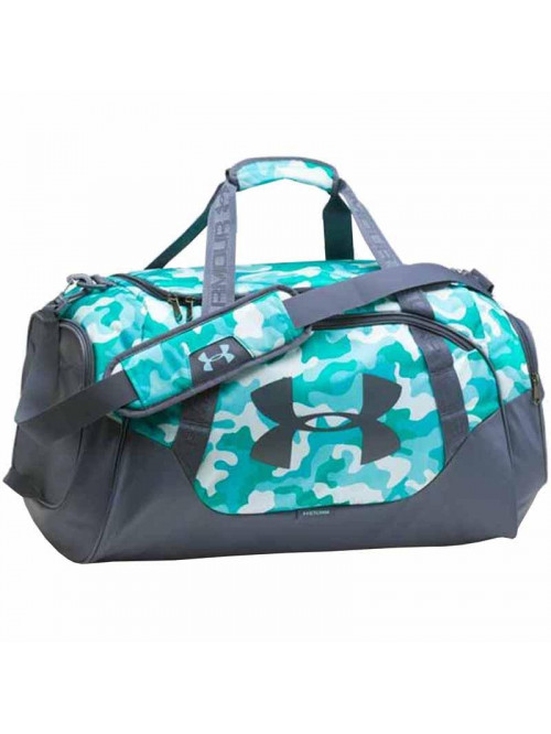 Sport Tasche Under Armour Undeniable Duffel Grau-Grün
