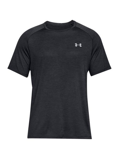 T-Shirt Under Armour TECH 2.0 TEE schwarz-grau