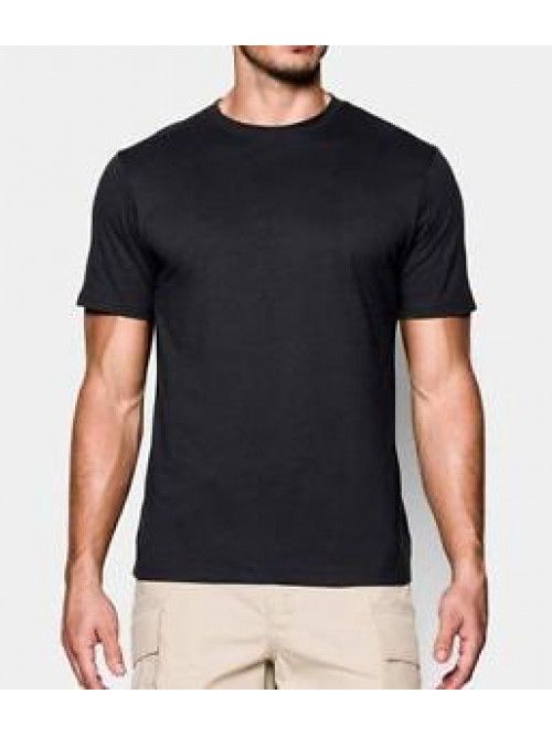 T-Shirt Under Armour Tactical schwarz
