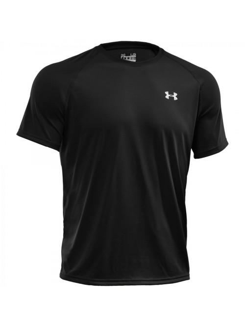 T-Shirt Under Armour Tech schwarz