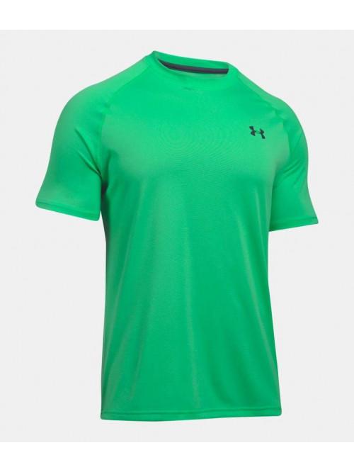 T-Shirt Under Armour Tech grün