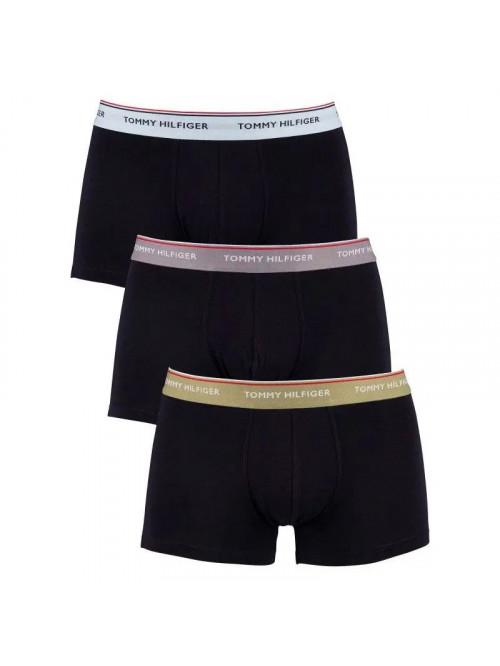 Herren Boxer Tommy Hilfiger Premium Essentials Dunkelblau 3-pack