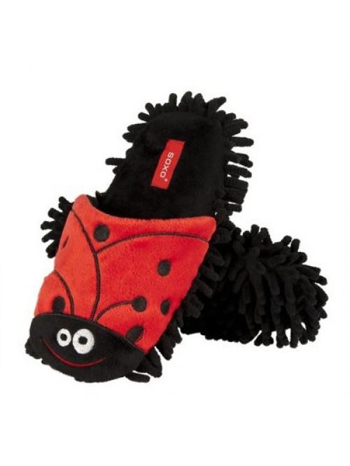Hausschuhe Ladybug Mopky Soxo