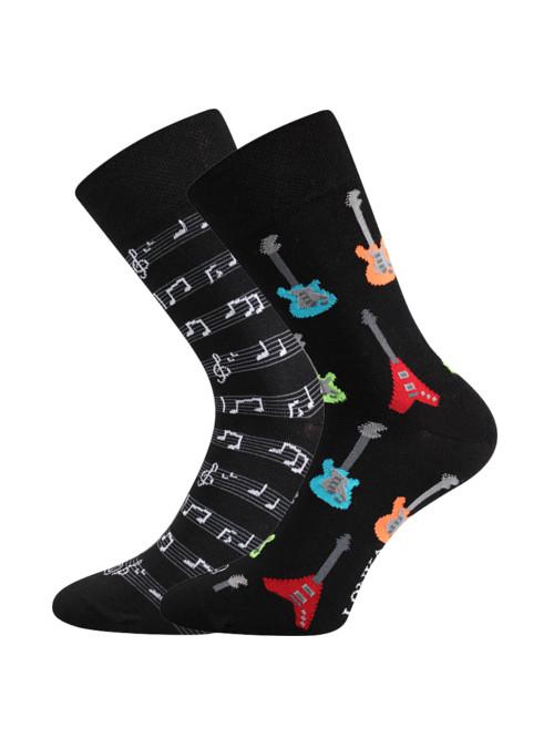 Socken Musiker Lonka Doble