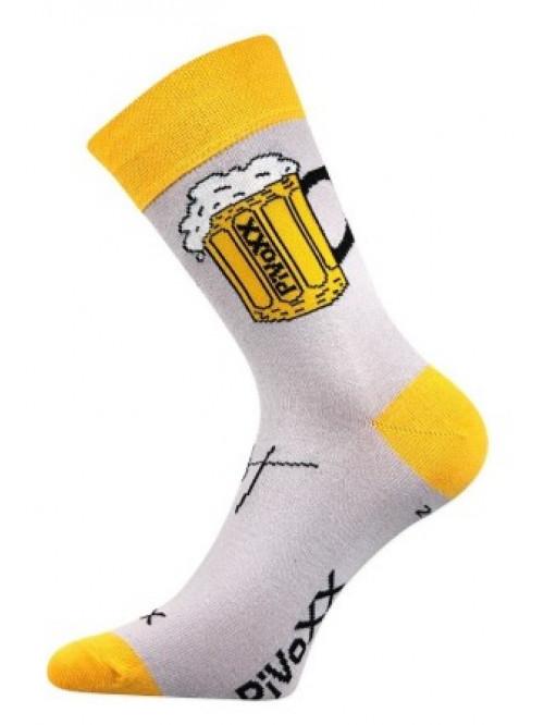 Socken PiVoXX Dunkelgrau