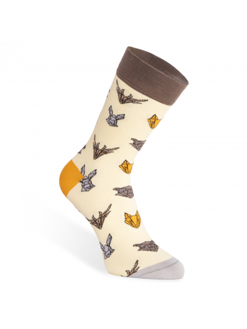 Socken Slippsy Animal Socks