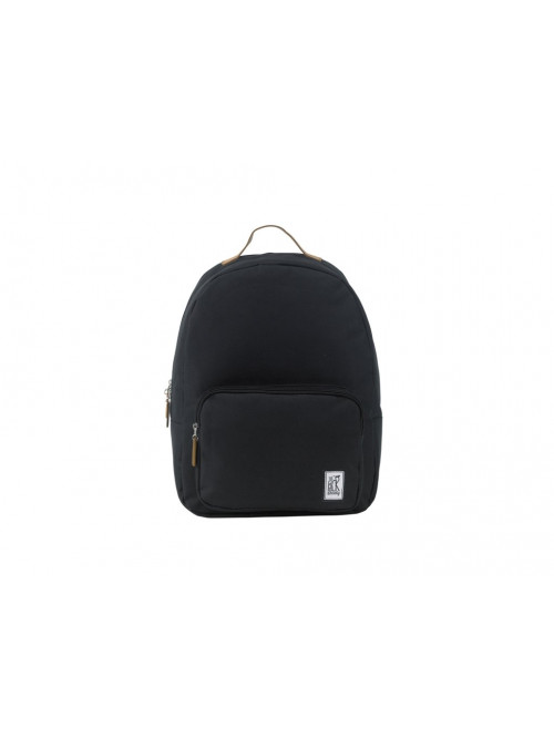Rucksack TPS Classic Backpack Solid Black-Schwarz