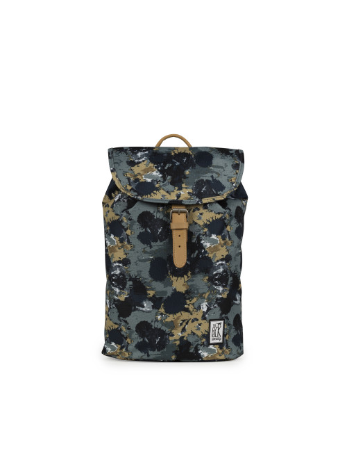 Rucksack TPS Small Backpack Grey Camo All- Over