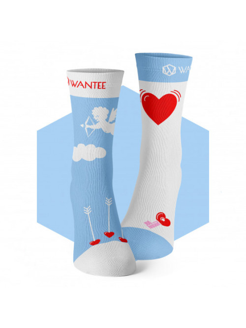 Socken Liebe für Ihn Wantee