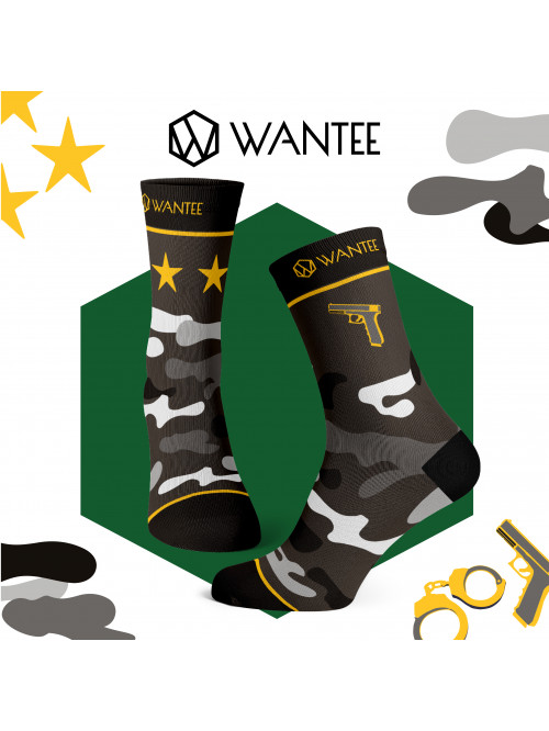 Socken Army Wantee