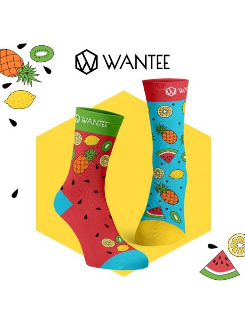 Ponožky Exotische Früchte Wantee