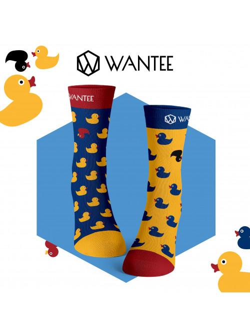 Socken Entlein Wantee