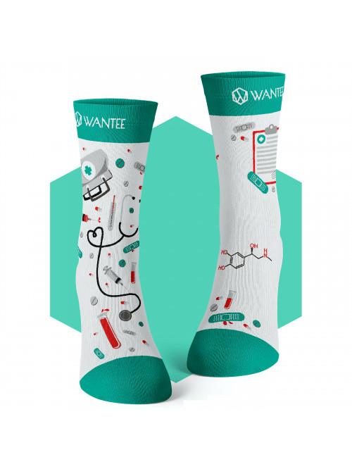 Socken Medical One Wantee