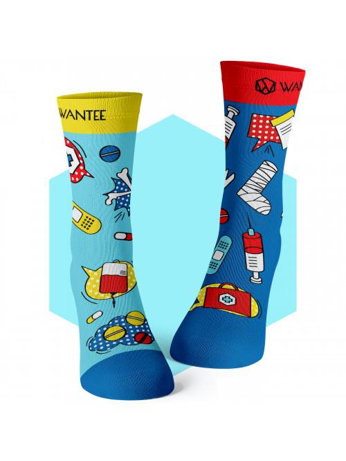 Socken Medical Pop Wantee