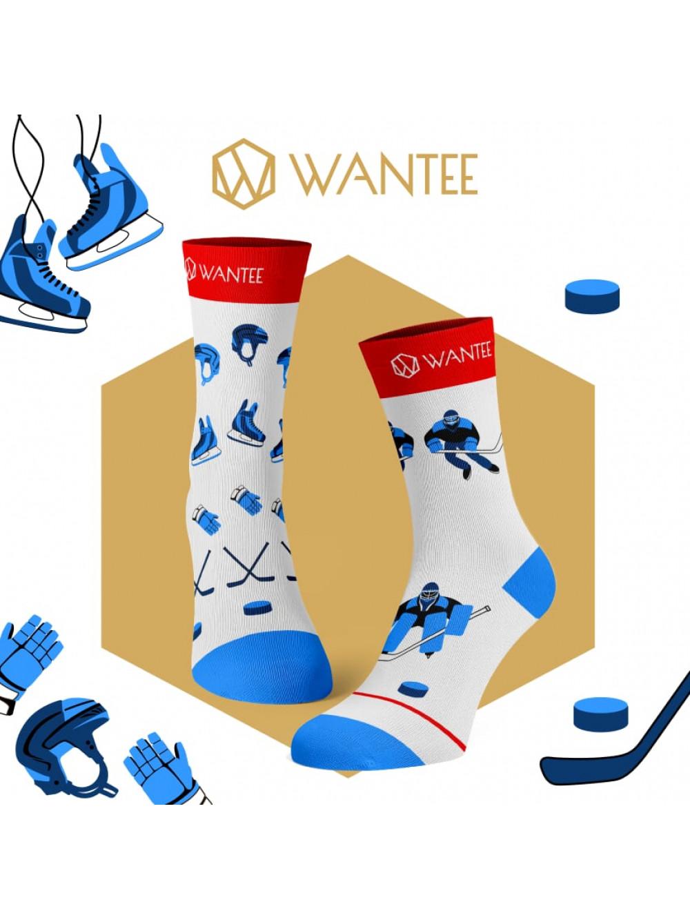Socken Hockey Wantee