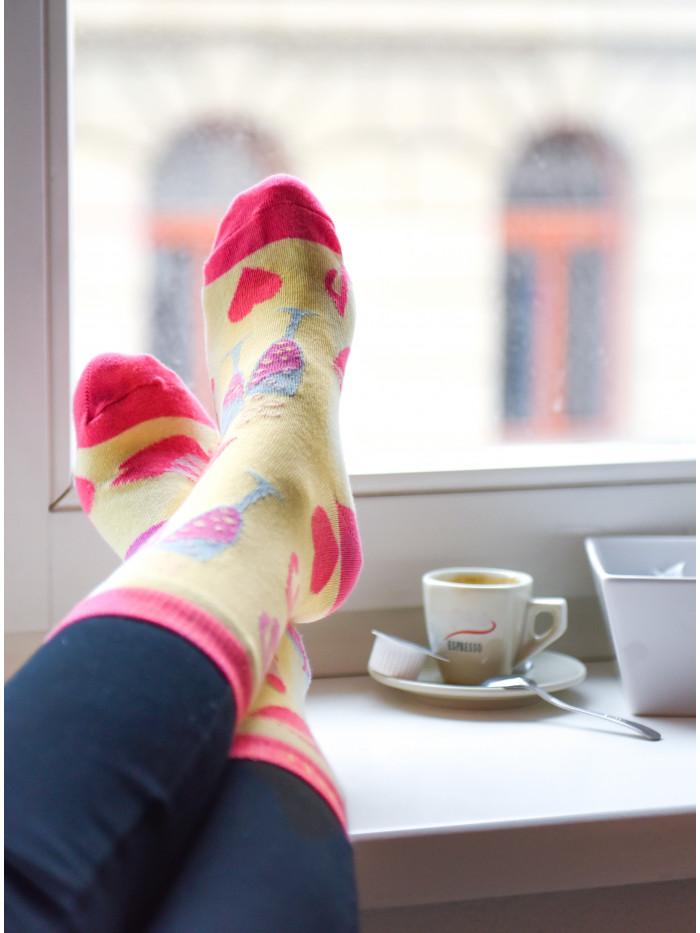 Socken Ladies Night Wantee