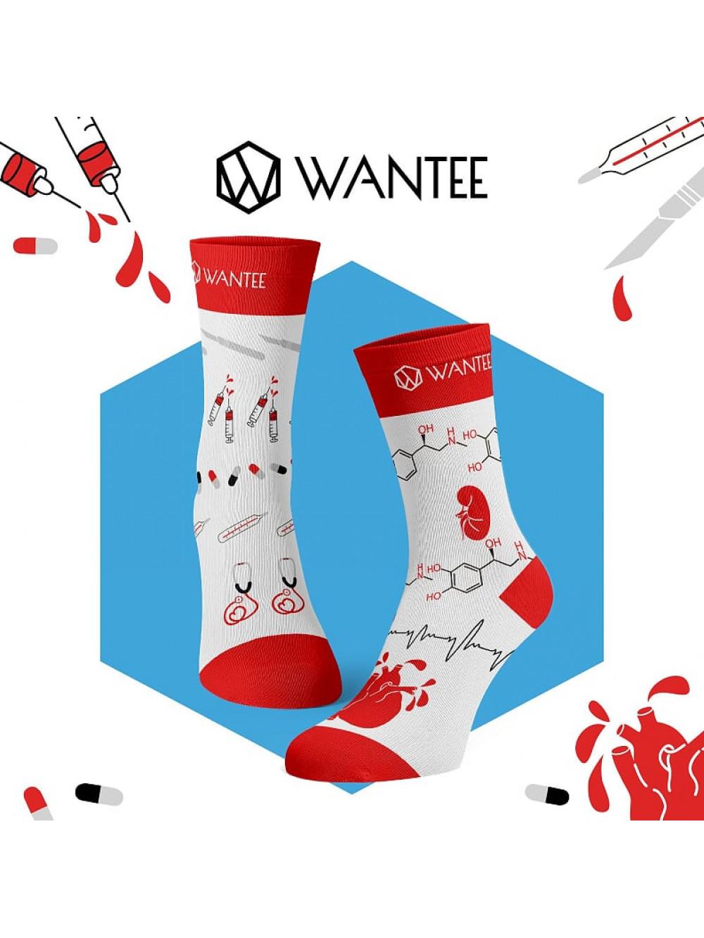 Socken Medical X Wantee